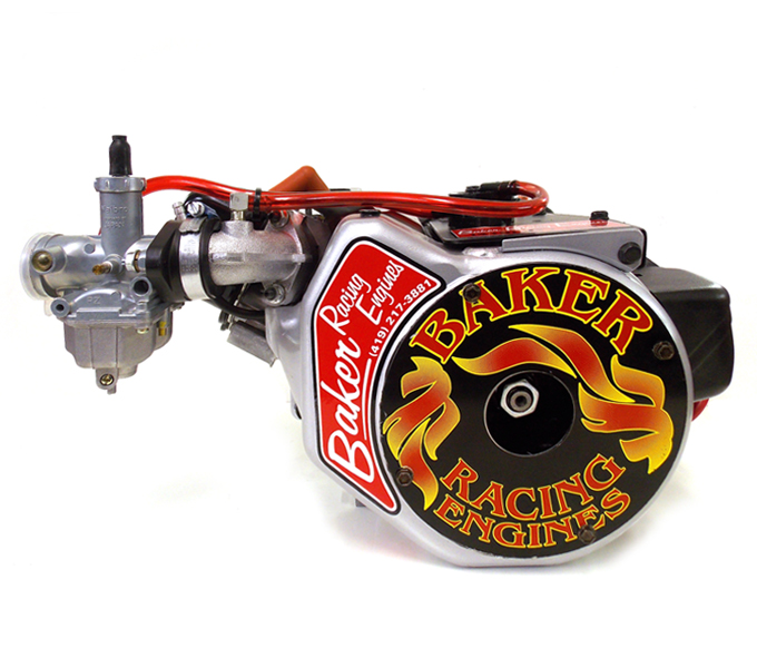 Welcome to Baker Racing Engines | Quarter Midget Engines | Karting