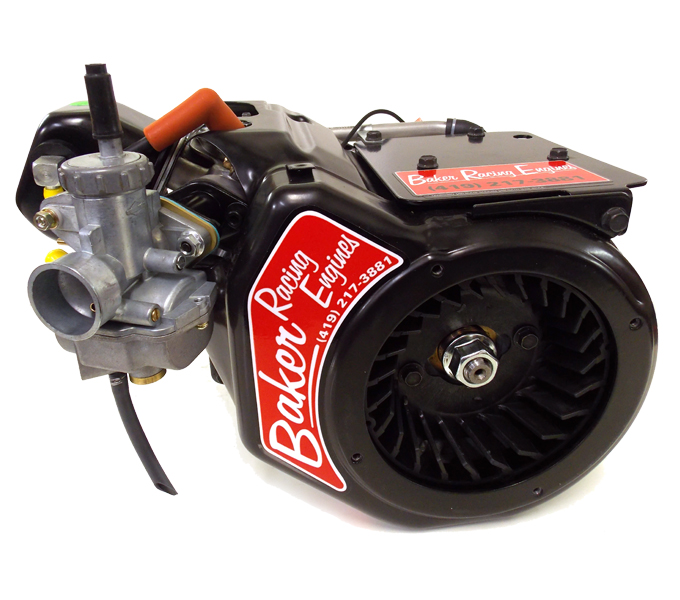 Welcome to Baker Racing Engines | Quarter Midget Engines